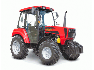 Новые трактора МТЗ 422.4